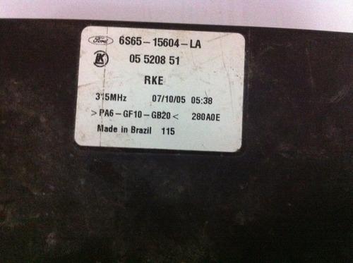 módulo conforto ford fiesta ecosport 6s6515604la (001)