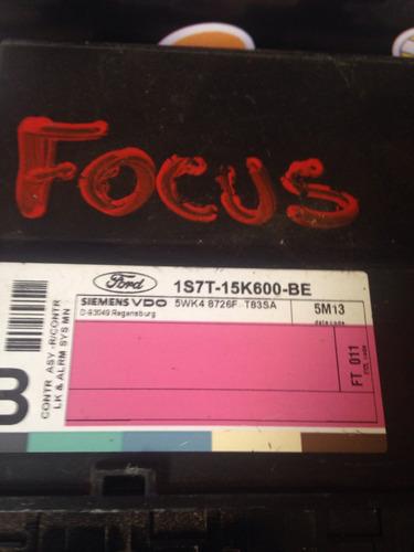 módulo conforto ford focus 1.6 1s7t-15k600-be