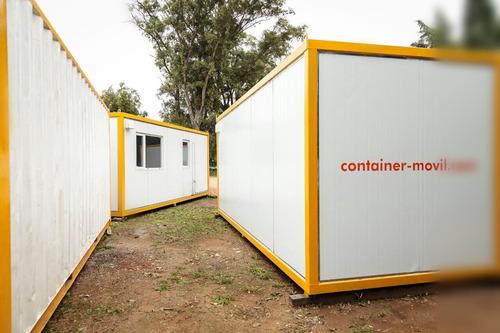 modulo container exhibidor