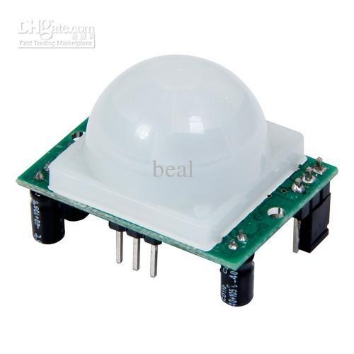 M dulo control de luces detector de movimiento 5 v dc - Detector de movimiento para luces ...