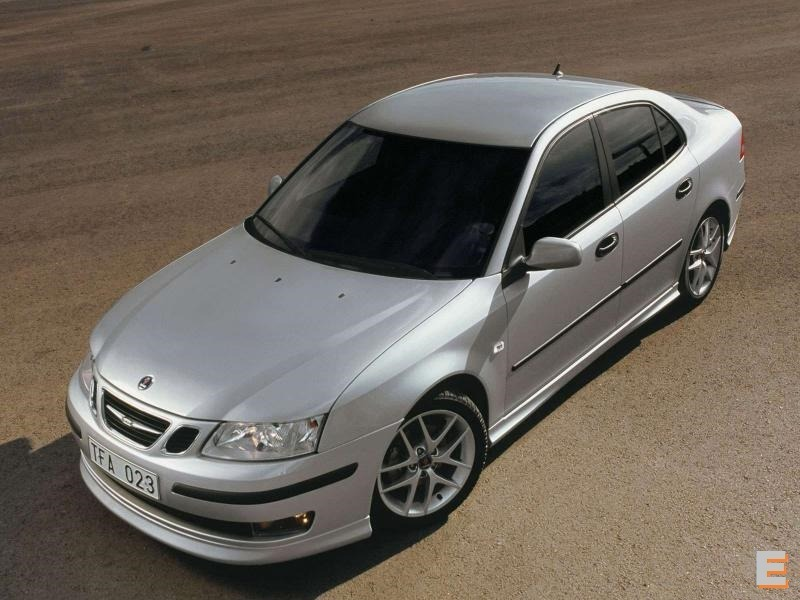 what turbo is in a saab 9- 3