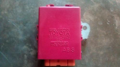 modulo control seguro y puertas toyota corola 91 al 99