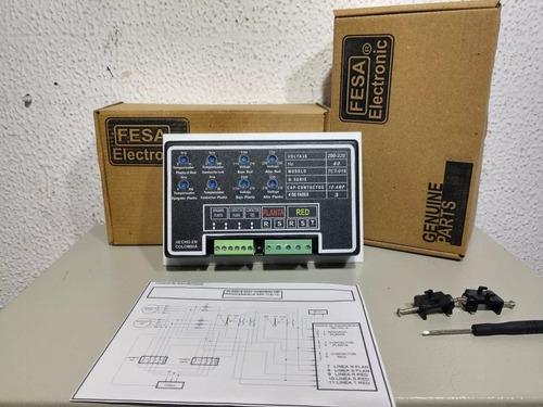 modulo control transferencia automatica plant electri
