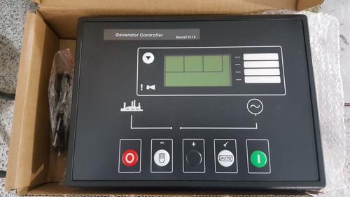 módulo controlador generador ats tipo deep dse 5110 plantas