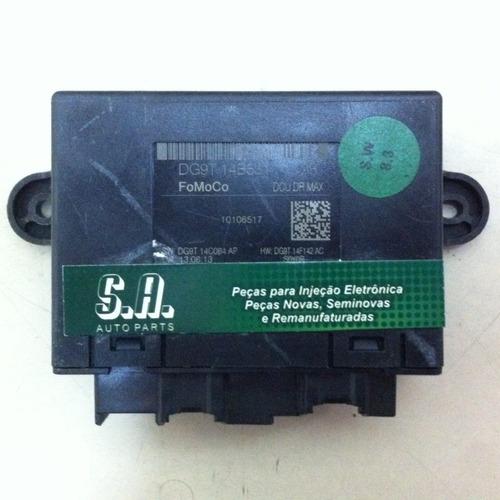 módulo controle de porta ford fusion dg9t14b531