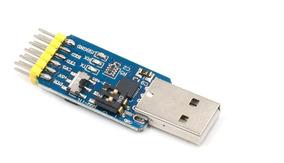 Módulo Conversor 6 En 1 Usb Cp2102, Ttl A Rs232