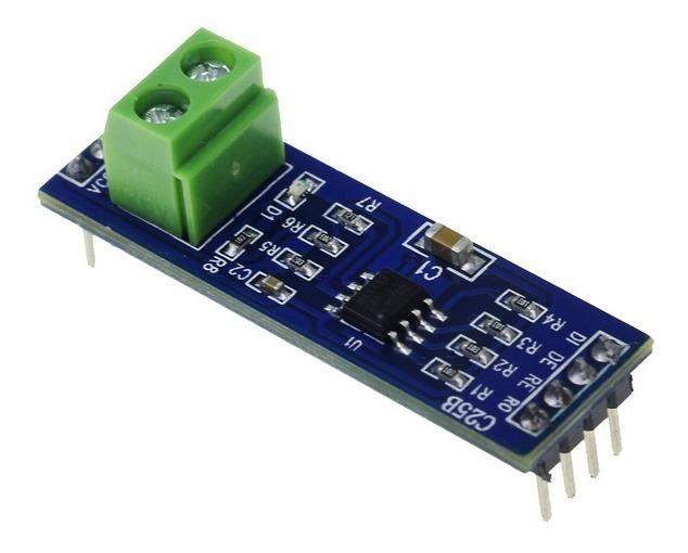 Módulo Conversor Max485 Ttl Serial Rs485 Arduino Max485 Pic