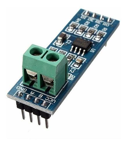 modulo conversor rs485 ttl max485 transceiver arduino