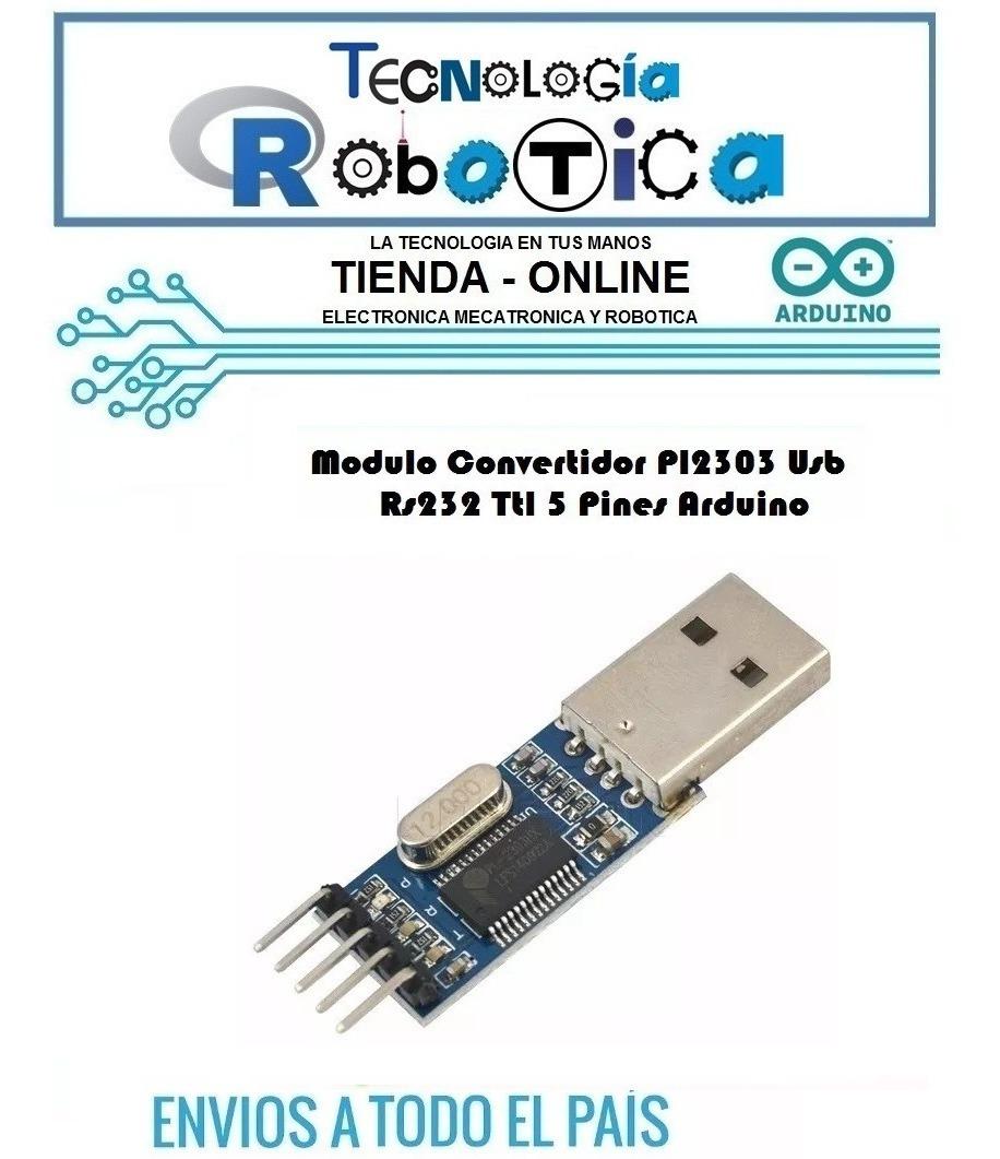 Placas Y Kits De Desarrollo Pl2303hx Usb A Ttl Convertidor