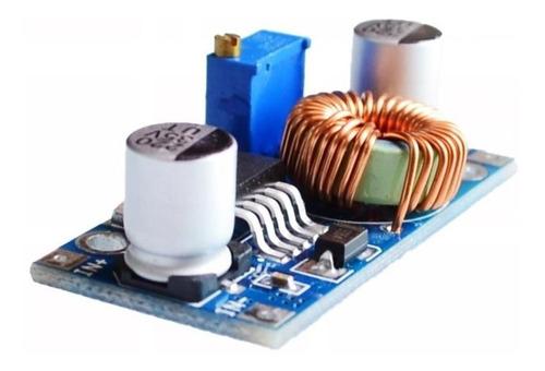 modulo convertidor 5a fuente 0.8v a 30v step down xl4005