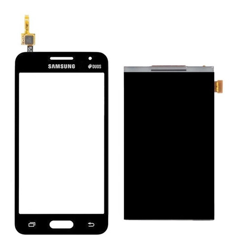 modulo core 2 display tactil samsung g355 g355m pantalla lcd touch