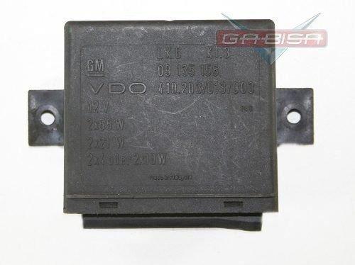 modulo d iluminação 09135156 p gm omega vectra astra calibra