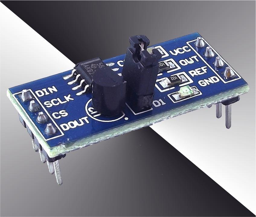 Módulo Dac Tlc5615 Para Arduino
