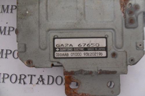 modulo de abs mazda ga2a 67650