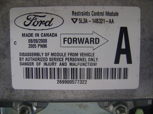 modulo de airbag para f-150