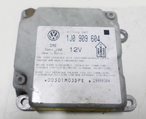 módulo de airbag passat 99 á 01 cód: 1j0909604