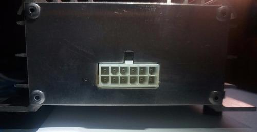 módulo de áudio marcopolo g6 lohr