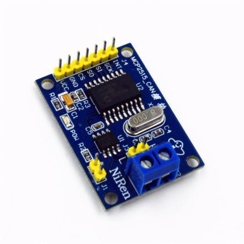 módulo de bus can para arduino tja1050 mcp2515 receptor spi