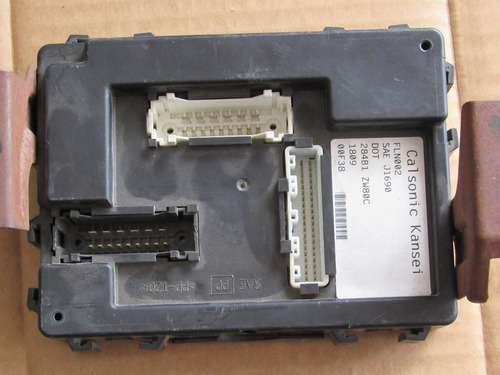 modulo de carrocería nissan tiida 2010-2012 #284b1zw80c