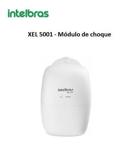 módulo de choque para cerca elétrica xel 5001 intelbras