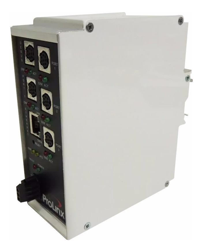 Módulo De Comunicação Ethernet/modbus Prosoft 5202-dfnt-mcm4