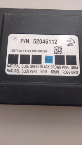 módulo de conforto bcm gm cobalt