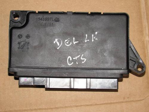 modulo de control de puerta delantera izq cadillac cts 03-05