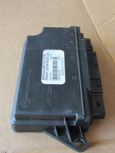 modulo de control puerta delantera der cadillac cts 03-05