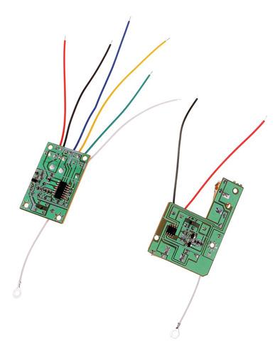 módulo de control remoto receptor transmisor antena para