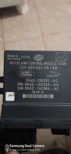 módulo de iluminação da land rover