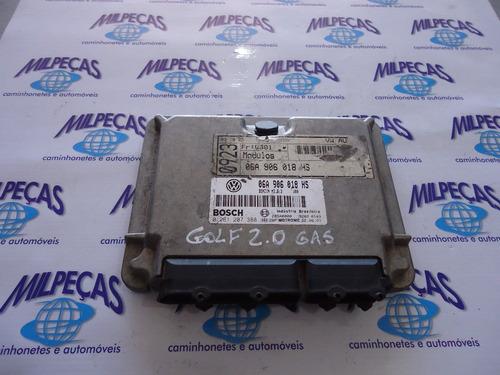 modulo de injeçao golf 2.0 06a906018 hs