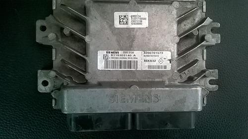 modulo de injecao kangoo 1.6 16v s118303140a j250