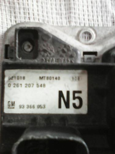 módulo de injeção astra 2.0 16v 0261207648  n5