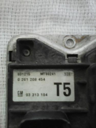 módulo de injeção astra/zafira 0261208454 t5