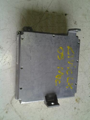 modulo de injeção civic 2005 lx mec