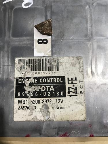 módulo de injeção corolla 1.8 89666-02180 (70)