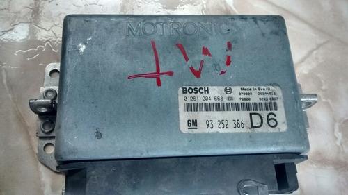 modulo de injeção do vectra 0261204668 sem imobilizador