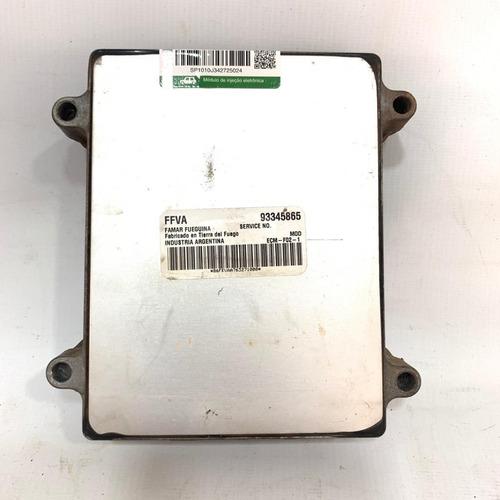 módulo de injeção eletrônica prisma  1.4 2007 93345865