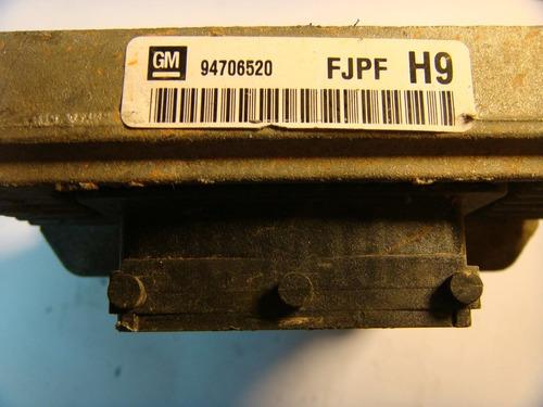 modulo de injeção gm 94706520 fjpf