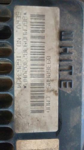 módulo de injeção gm s10 blazer 4.3 v6 09360605 cmud 4 conec