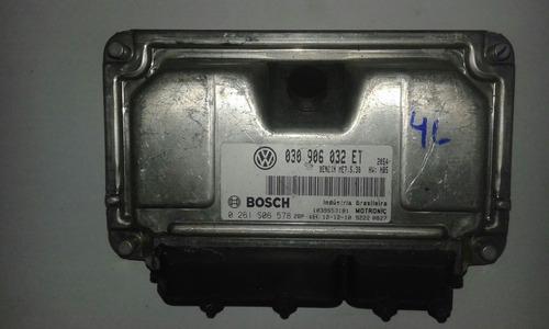 modulo de injeção gol g4 030.906.032.et bosch