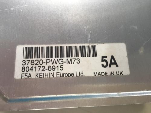 módulo de injeção honda fit 1.4 2004 37820-pwg-m73
