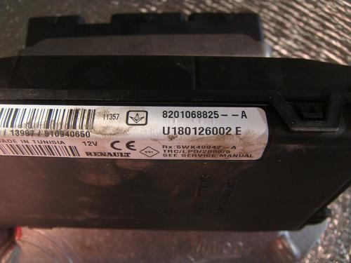 modulo de injeção logan 1.0 16v kit comp 23710 1543r