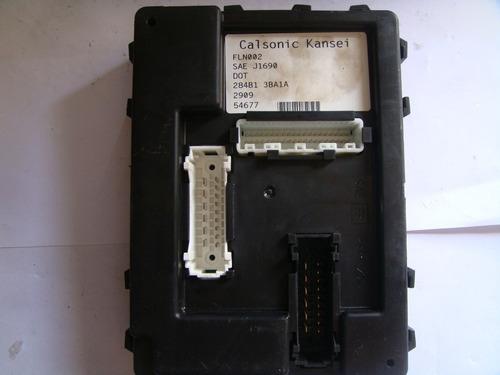 modulo de injeção nissan march 23710-3ac0 0261s06675 kit