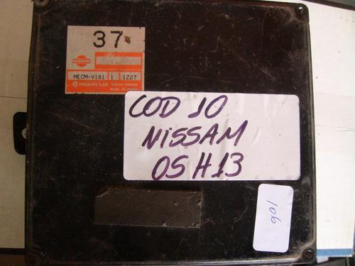 modulo de injeção nissan pathfinder
