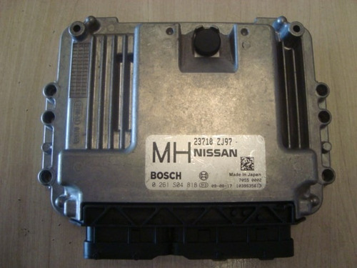 modulo de injeção nissan sentra mh 23710 zj97/0261s04818 !