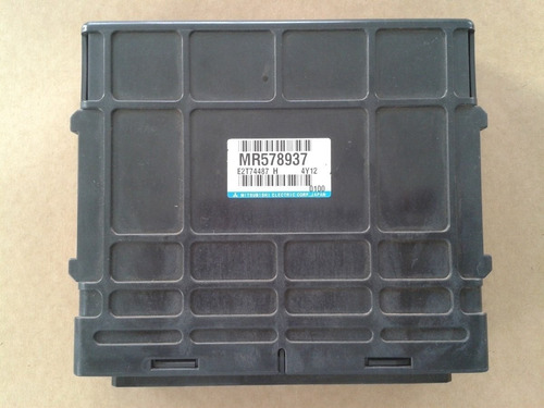 modulo de injeção pajero tr4 mr578937