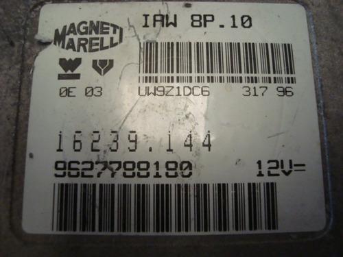 modulo de injeção peugeot 306 iaw8p.10/16239.144 ! ! !