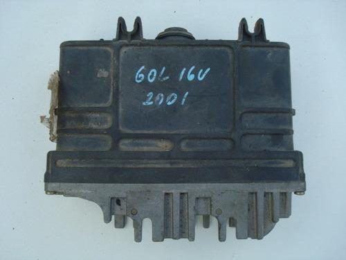 modulo de injeção volkswagen n° iaw1avi70ba 377906021.gh