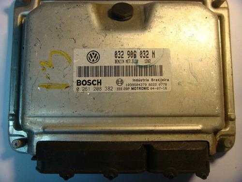 modulo de injeção vw gasolina 032906032 n